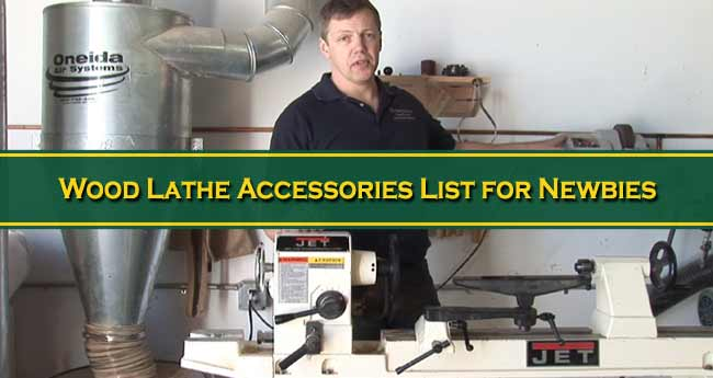 Wood Lathe Accessories A Complete List for Newbies