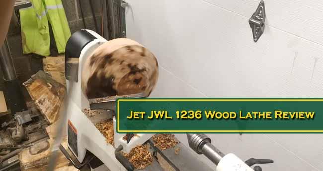 Jet JWL 1236 Wood Lathe Review