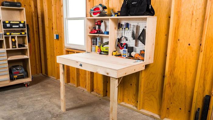Closet-Workbench-Idea