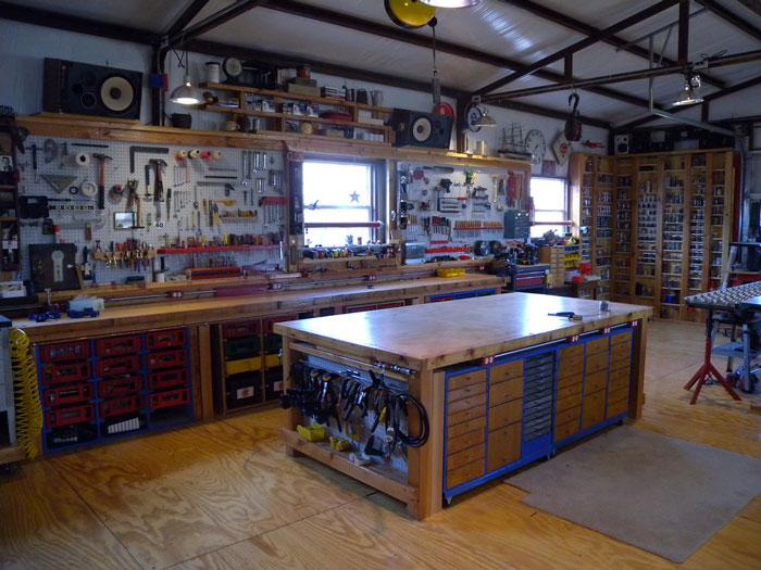 Garage-Workbench-Idea