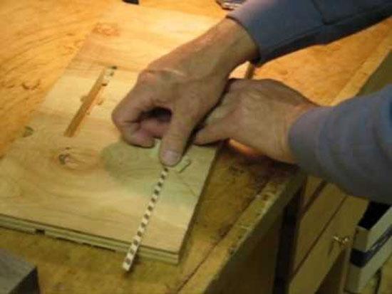 Inlaying-Banding