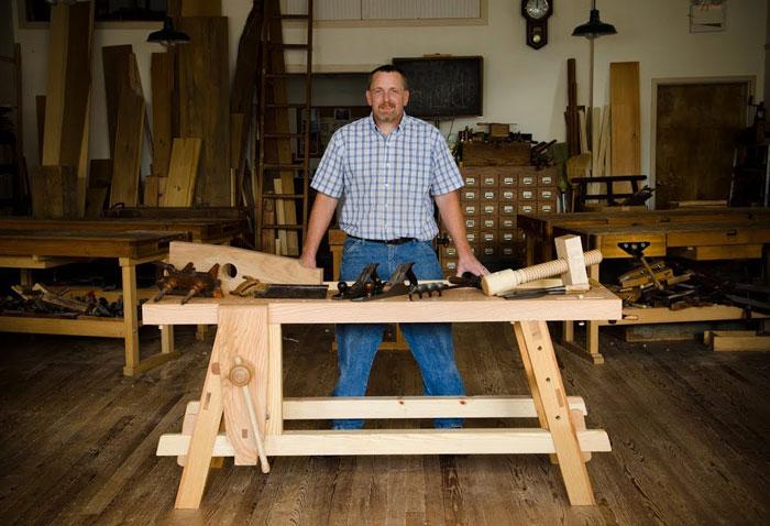 Moravian-Workbench