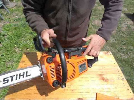 Rent-a-Chainsaw