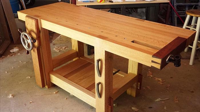 Roubo-Style-Workbench