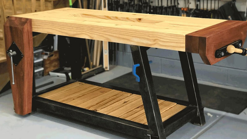 What Are the Different Styles of Woodworking Benches