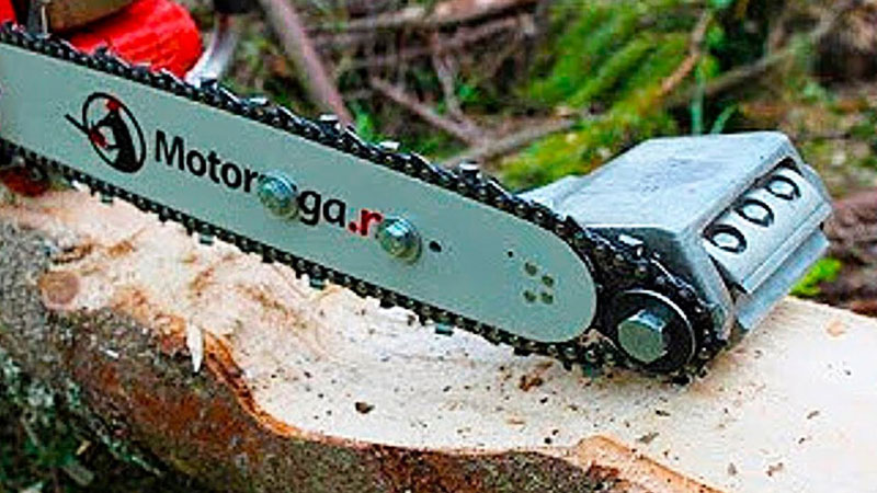 When Was the Chainsaw Invented