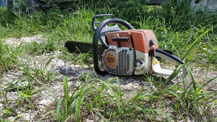 how-Chainsaw-Work