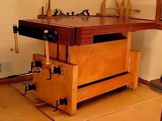 Height-workbench