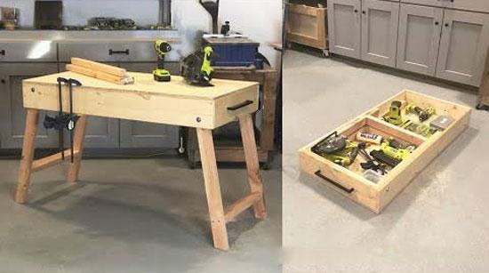 Portable-Workbench