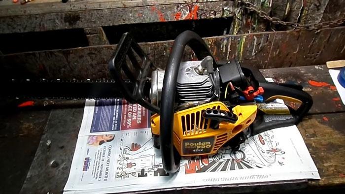 Chainsaw-Carburetor