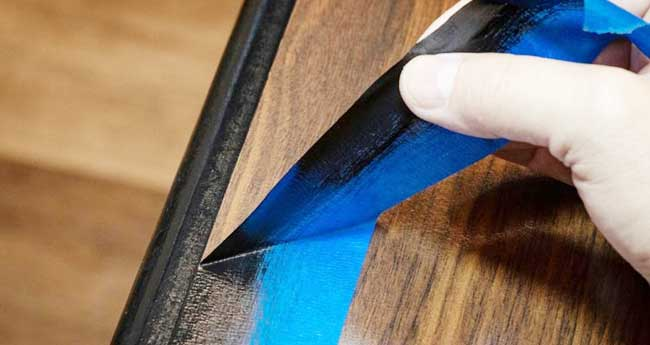 How to Remove Duct Tape Residue from Wood