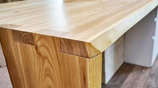 Round Wood Edges Without Router