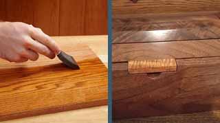 Satin vs Gloss Polyurethane