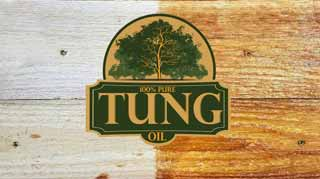 what is tung oil