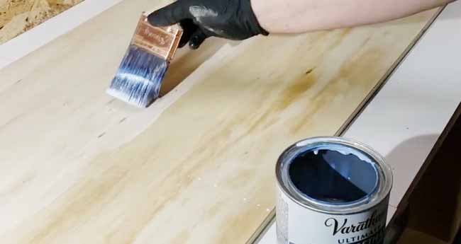 best brush for polyurethane
