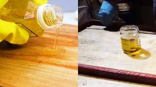 linseed vs tung oil