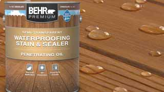 Waterproofing Wood with Oil