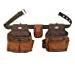 Bucket Boss 2 Bag Tool Belt