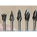 New 10 Pieces Tungsten Carbide Rotary Burr SET