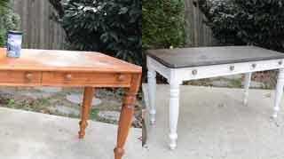 Restoring your wood furniture