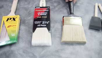 Types Of Brushes For Staining Wood