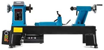 Mophorn Bench Top Heavy-Duty Wood Lathe