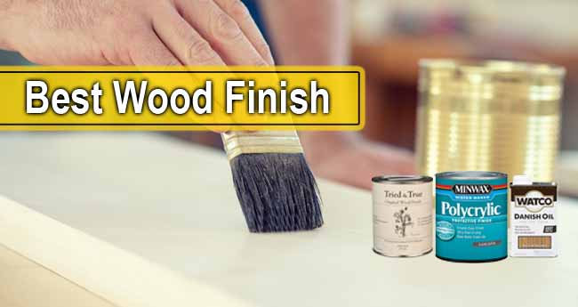 best wood finishes