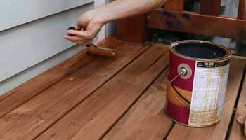 When is the Correct Time to Re-Stain My Pressure Treated Wood Deck