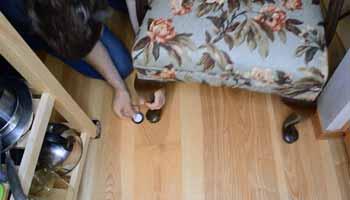 Can I use Carpet Sliders on Hardwood Floors