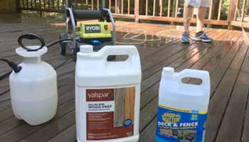 Composite Deck Cleaner Buying Guide