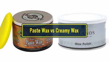 Paste vs Creamy Wax