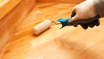 Types of Roller for Deck Stain