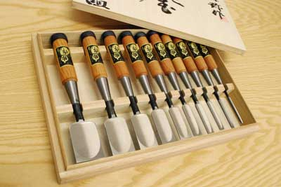 What are Japanese Chisels & Benefits of Using it?