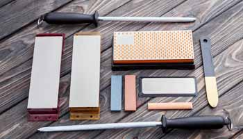 What is the Difference Between Sharpening Stone and Waterstone