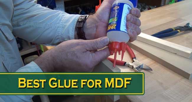best mdf glue