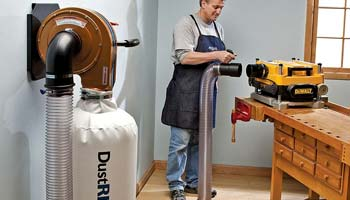 Dust Extraction Capacity