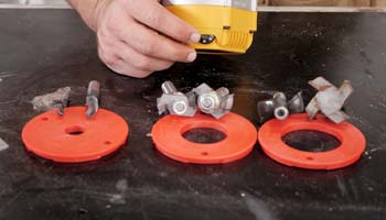 What Are Rail and Stile Router Bits