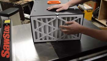 What is an Air Shop Filtration System and What Are the Benefits of Using It