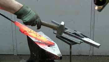 How Long Does It Take To Forge A Knife