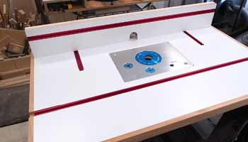 What is a Router Table Fence