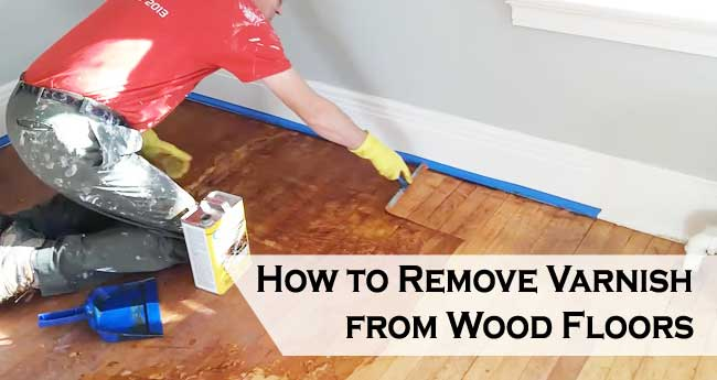 How to Remove Varnish from Wood Floors